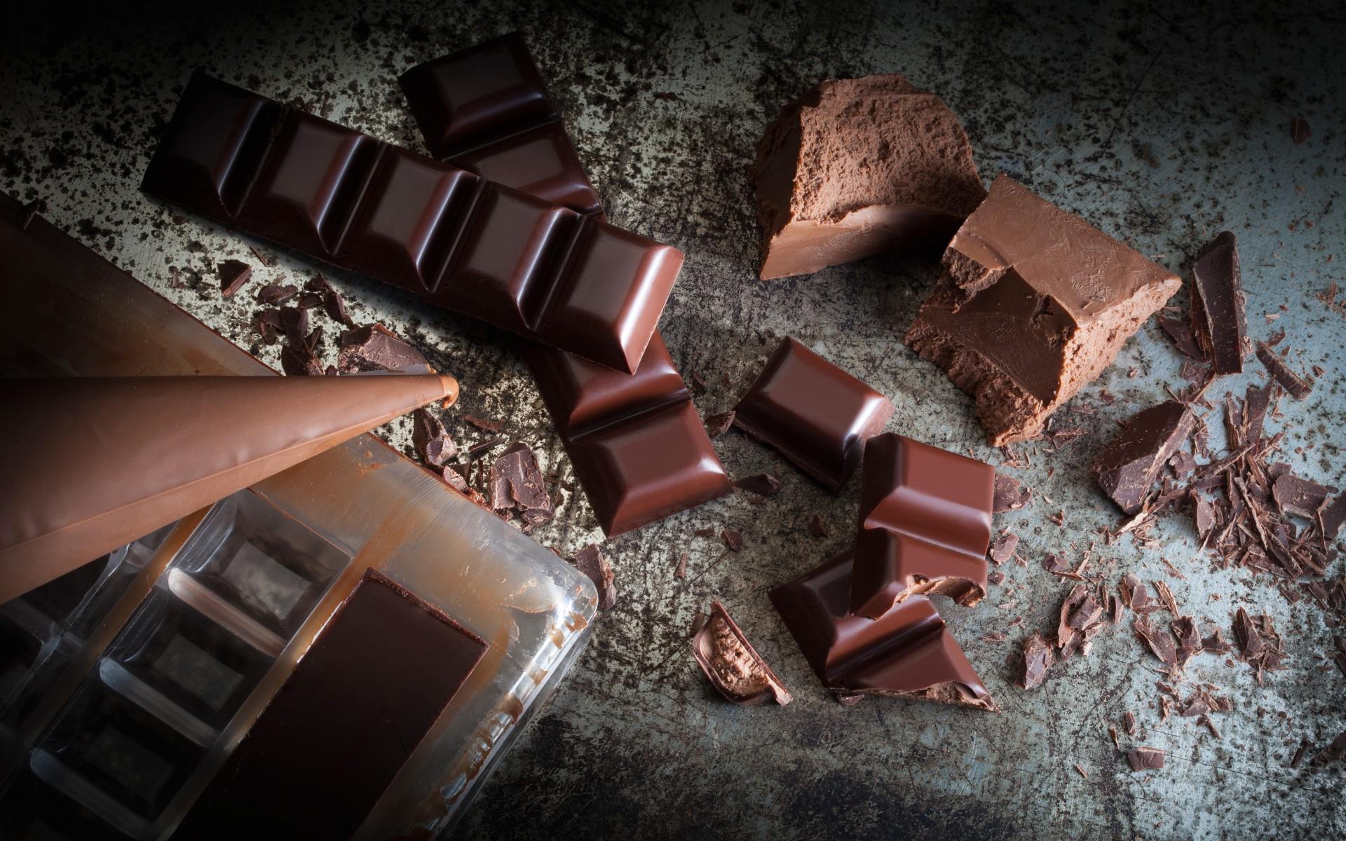 Введення в роботу з шоколадом.