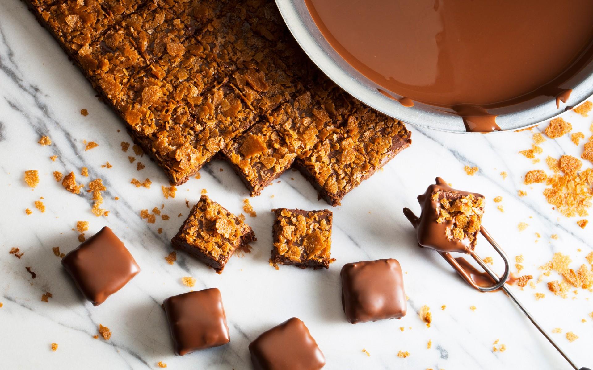 Введення в роботу з шоколадом. шоколадні цукерки ручної роботи
