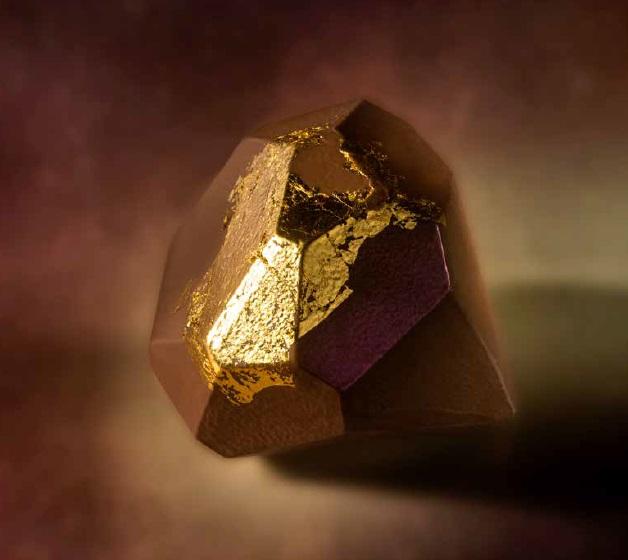 Харчове золото та срібло