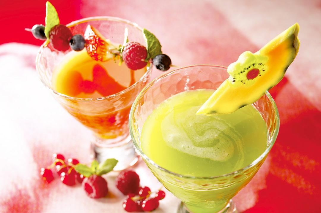 Фруктове пюре Ravifruit