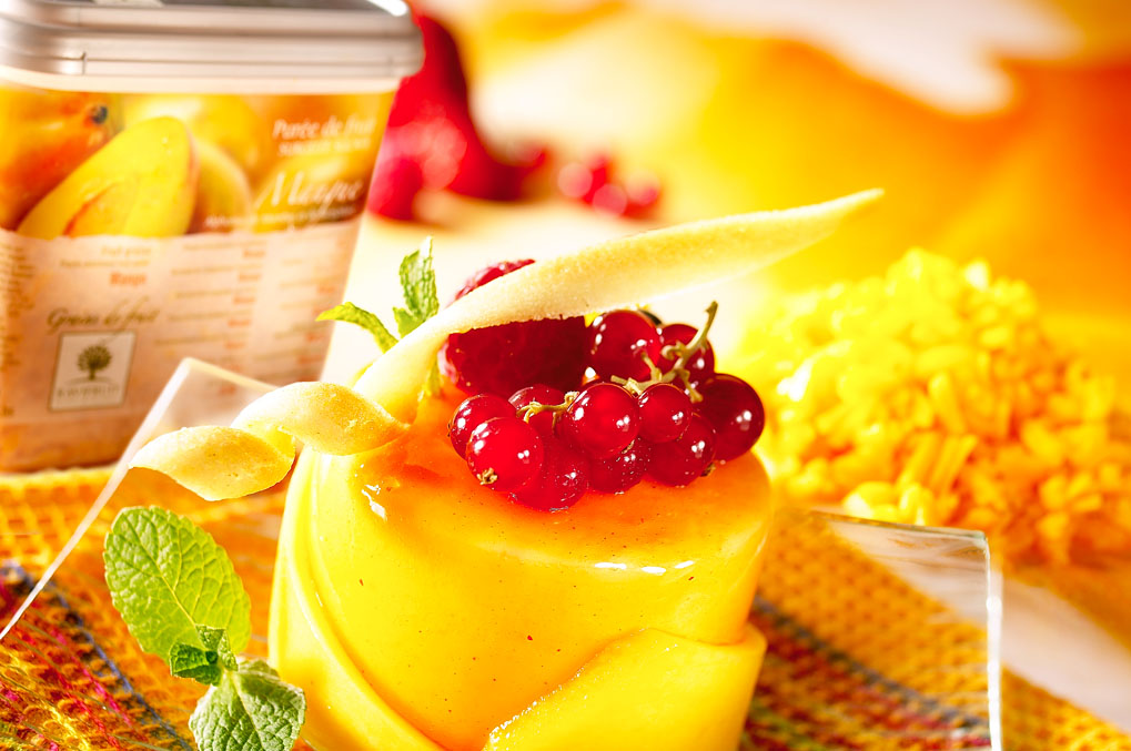 Заморожене фруктове пюре Ravifruit